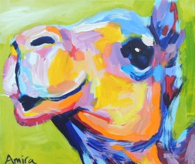"""Fauv Mini Camel by Amira Rahim at www.amirarahim.com"